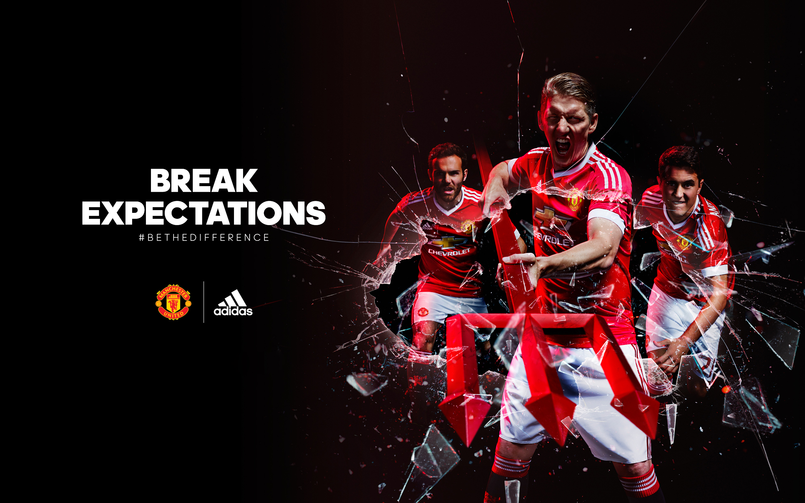 Manchester United Wallpapers HD 2560x1600