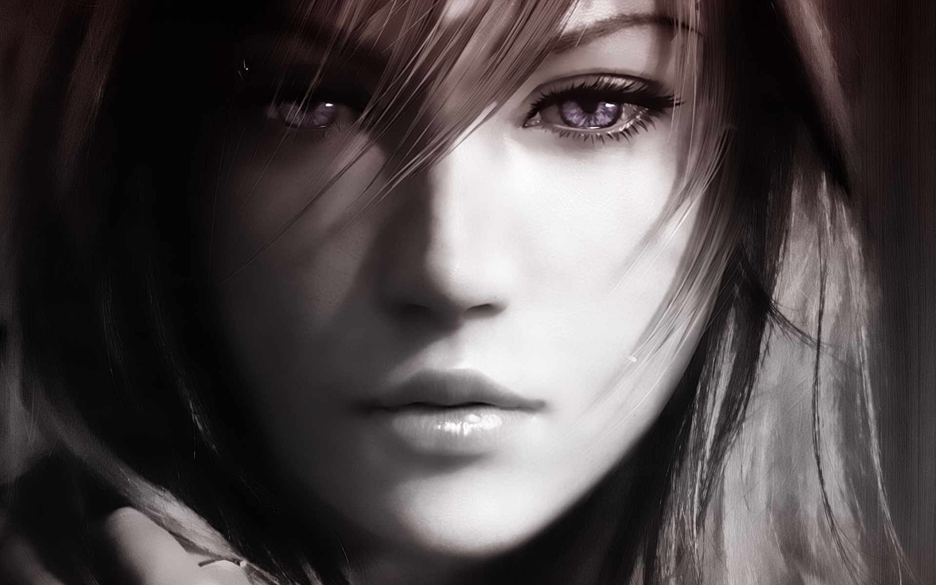 lightning final fantasy xiii game hd wallpaper 1920x1200