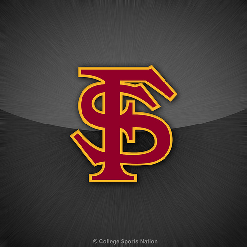 Fsu Logo Wallpaper Iphone 500x500