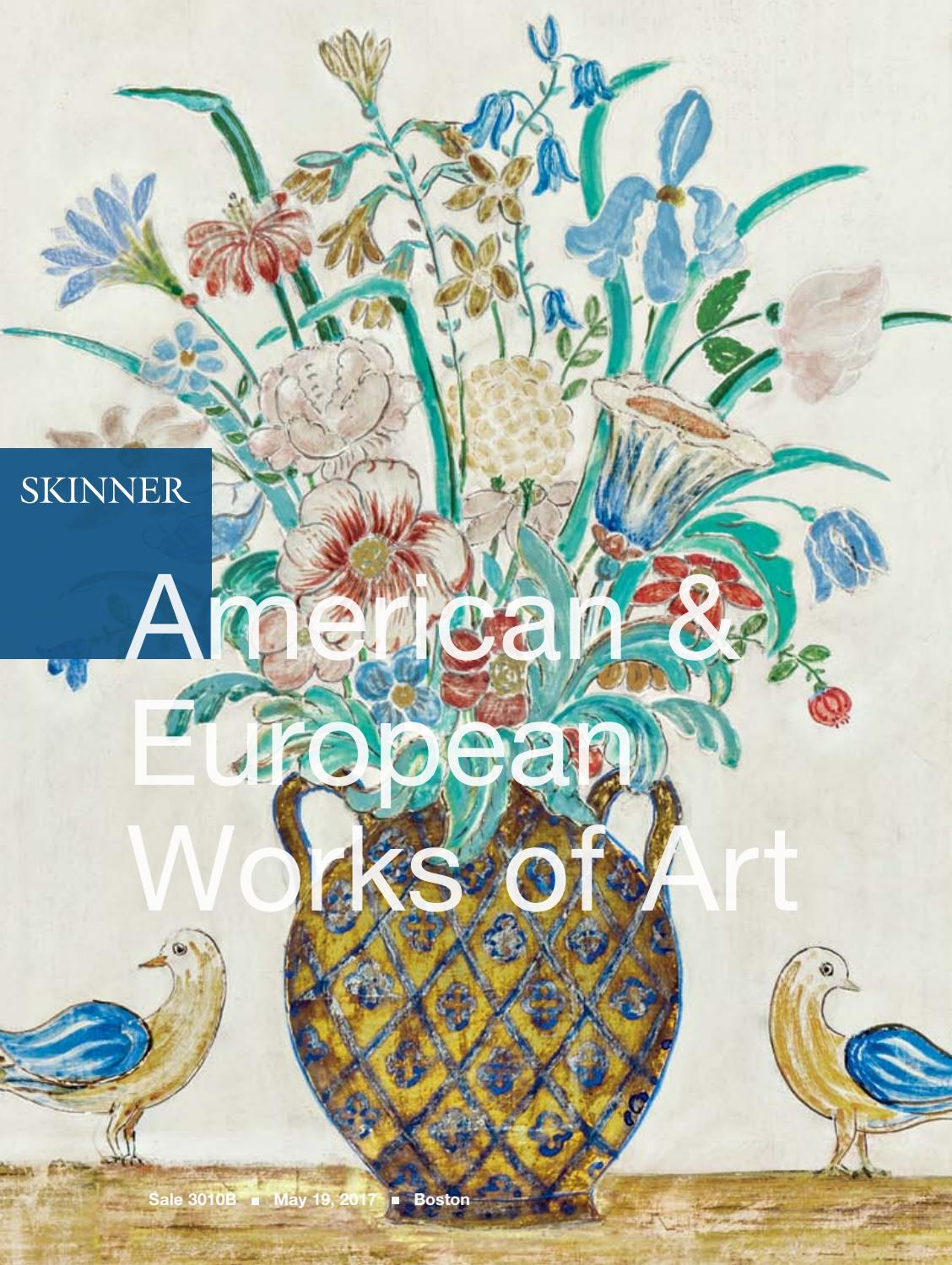 American European Works of Art Skinner Auction 3010B by 1128x1499