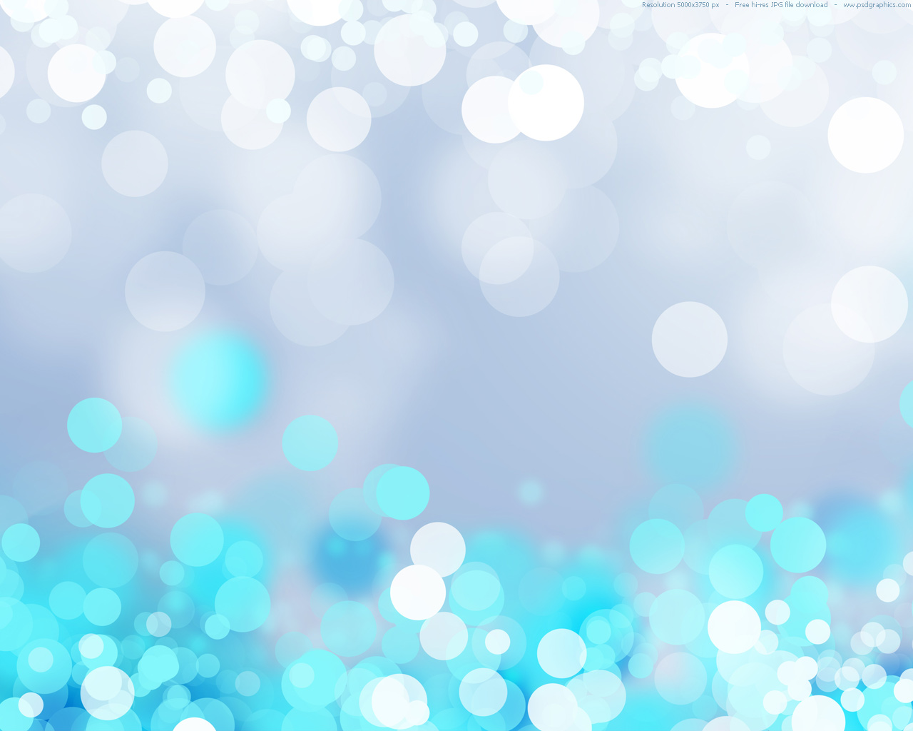 Blurry lights background PSDGraphics 1280x1024