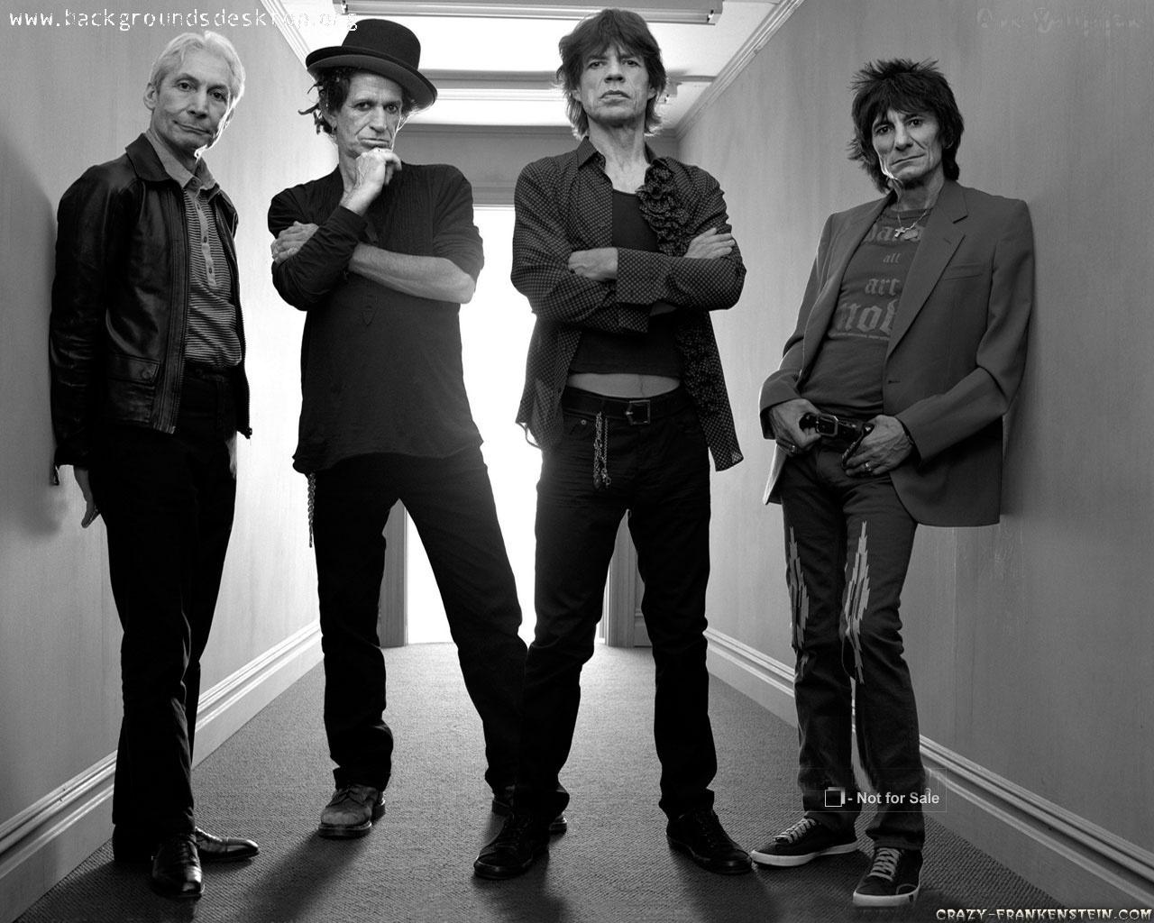 The Rolling Stones desktop wallpaper The Rolling Stones wallpapers 1280x1024
