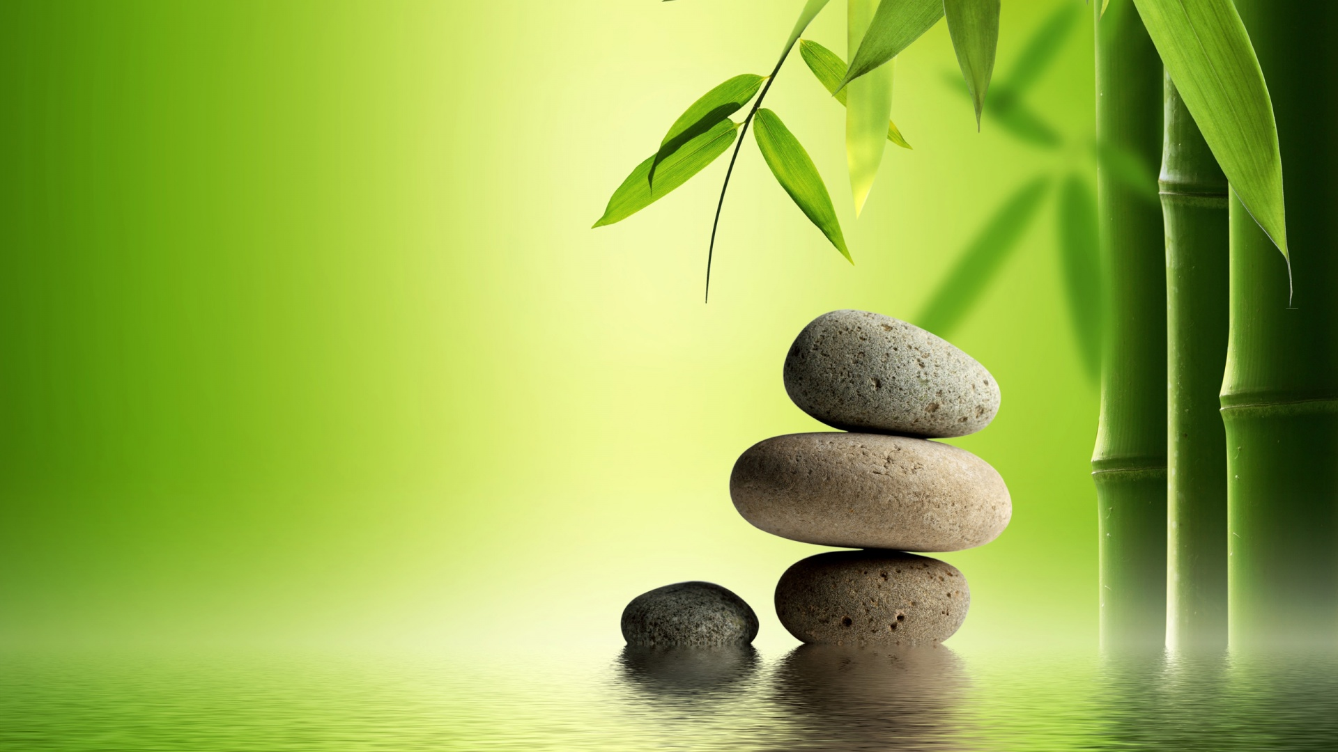 bamboo stone wallpaper wallpapersjpg 1920x1080