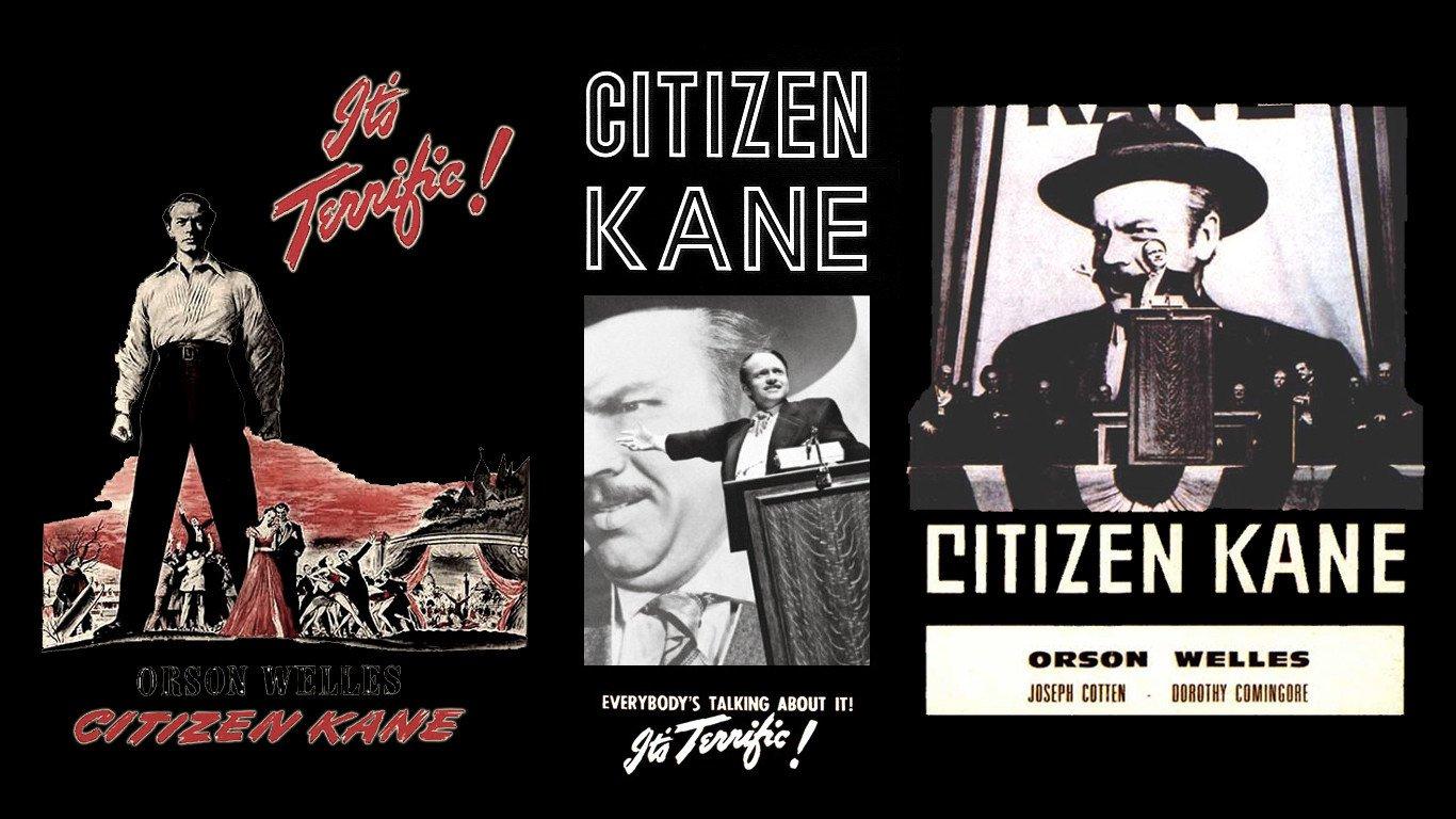 Citizen Kane   wallpaper 1366x768