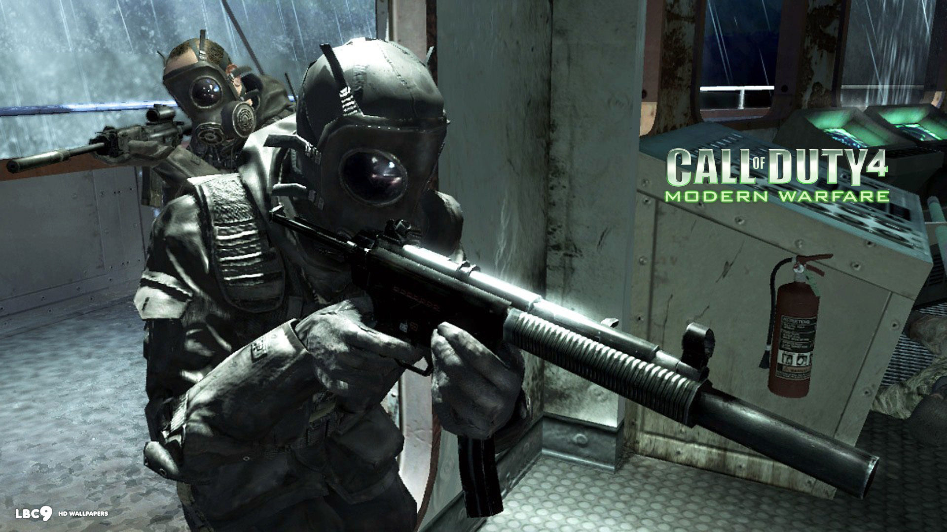 Free Download Call Of Duty 4 Modern Warfare Hd Wallpapers And