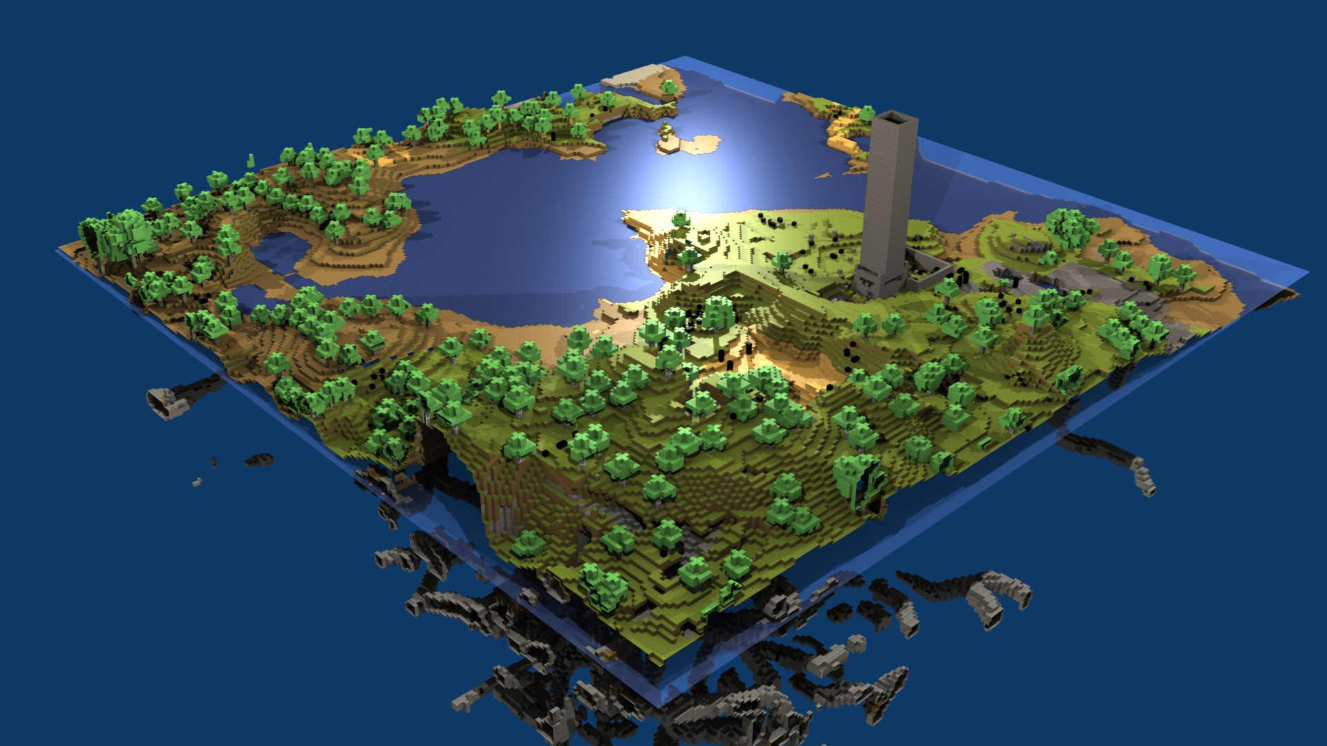 35 Awesome Minecraft wallpapers in HD 1 Design Utopia Trend 1920x1080