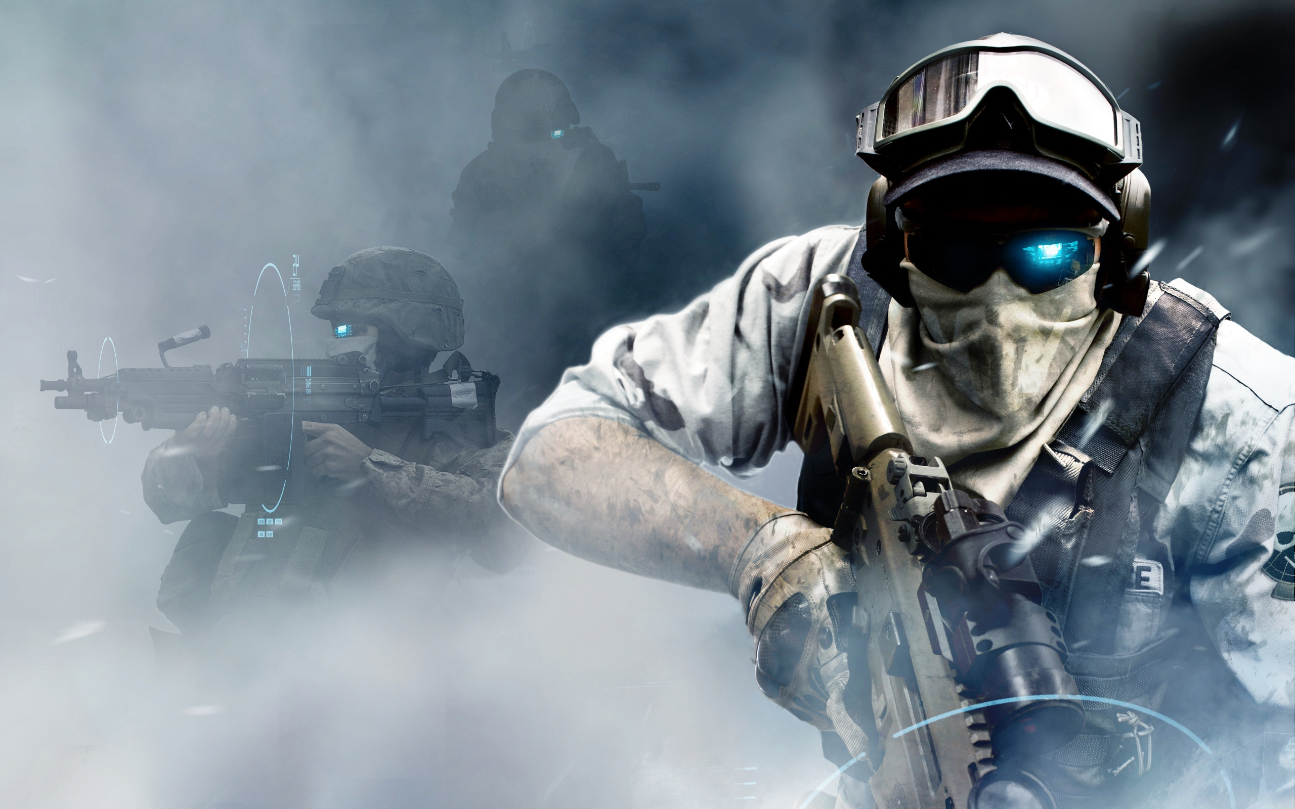 Ghost Recon Future Soldier Game Wallpapers HD Wallpapers 2560x1600