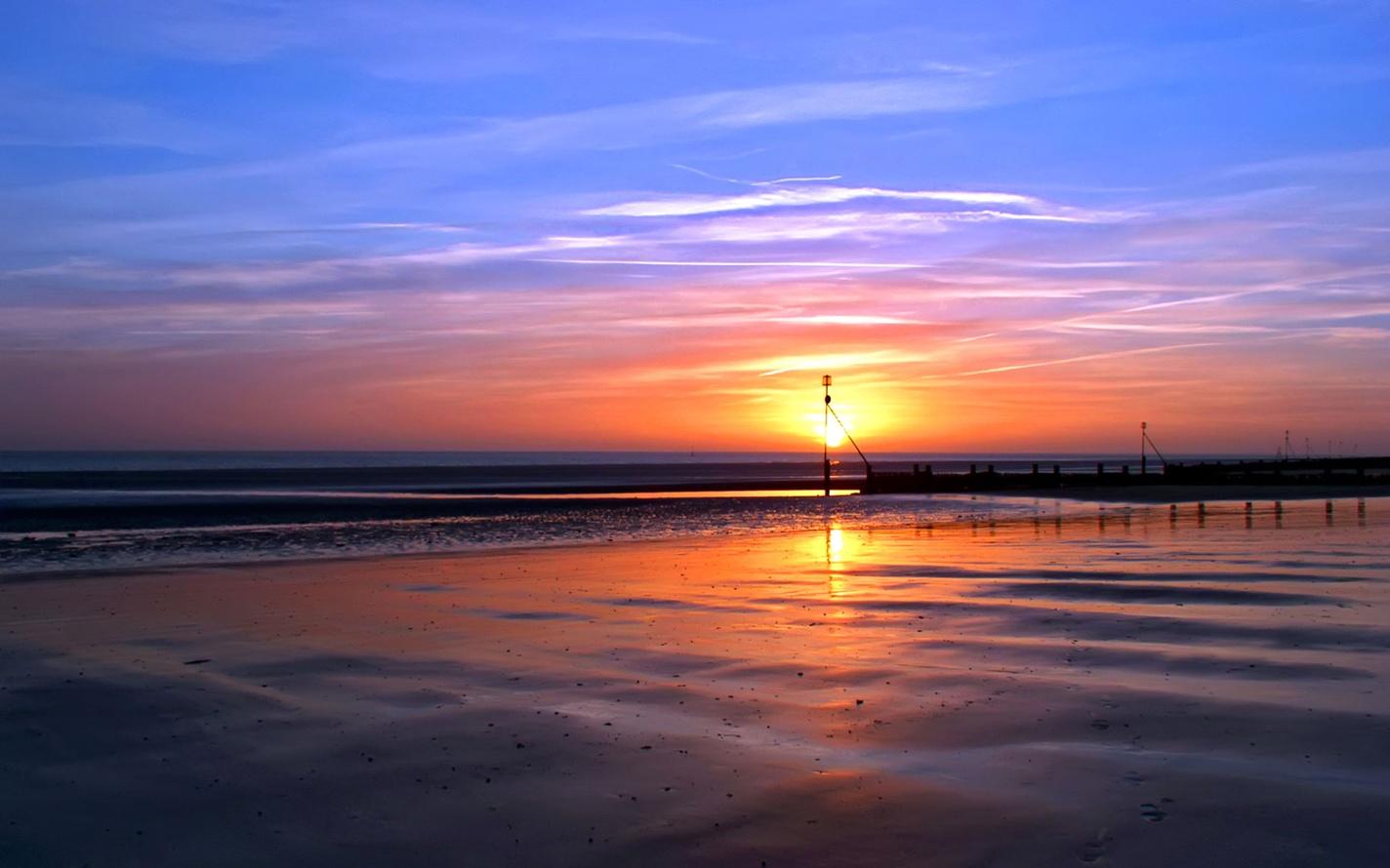 Beautiful Sunset Background , Sunset Backgrounds