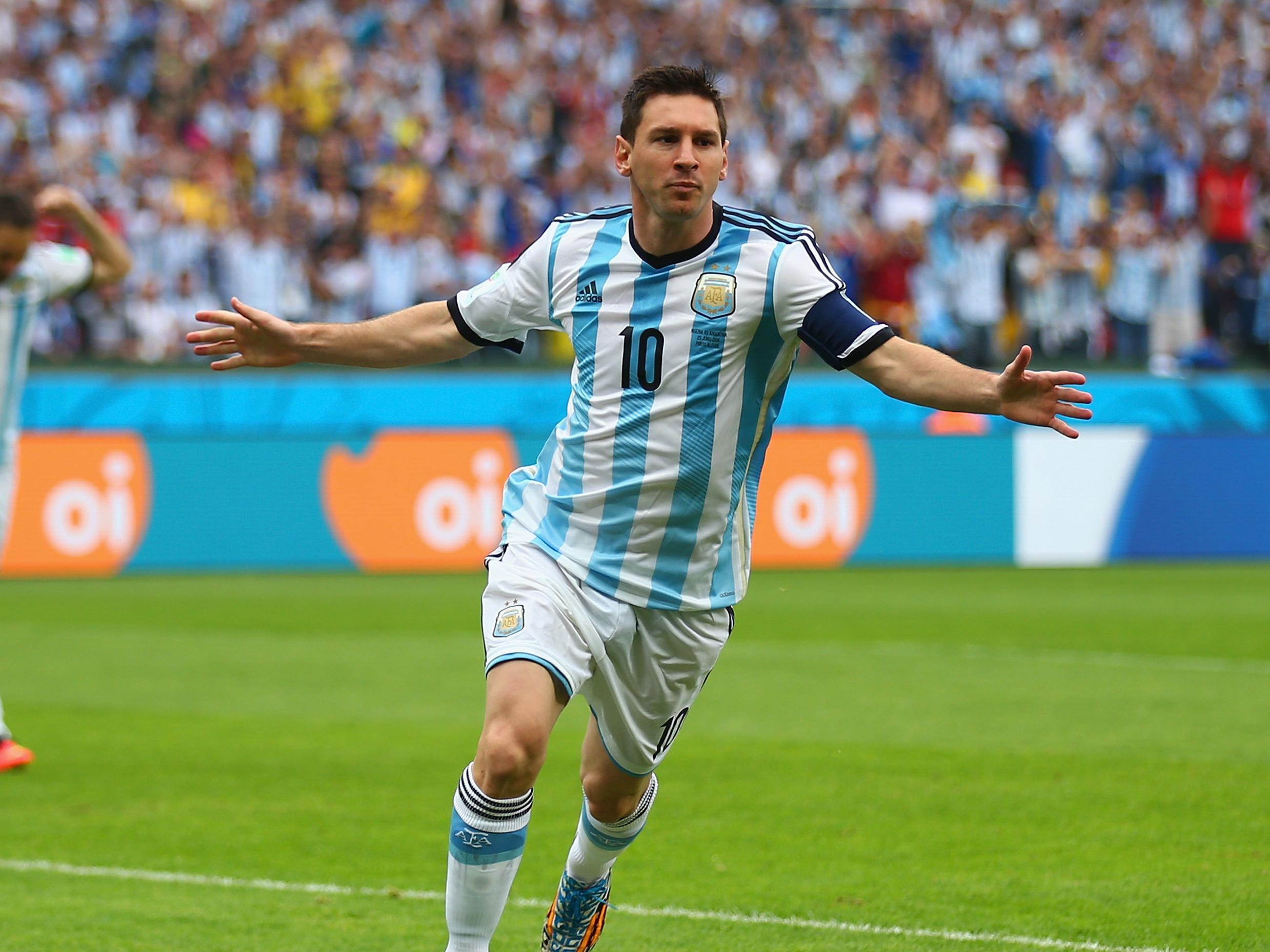 Messi Argentina FIFA World Cup 2015 Wallpaper Nature Wallpaper 2477x1858