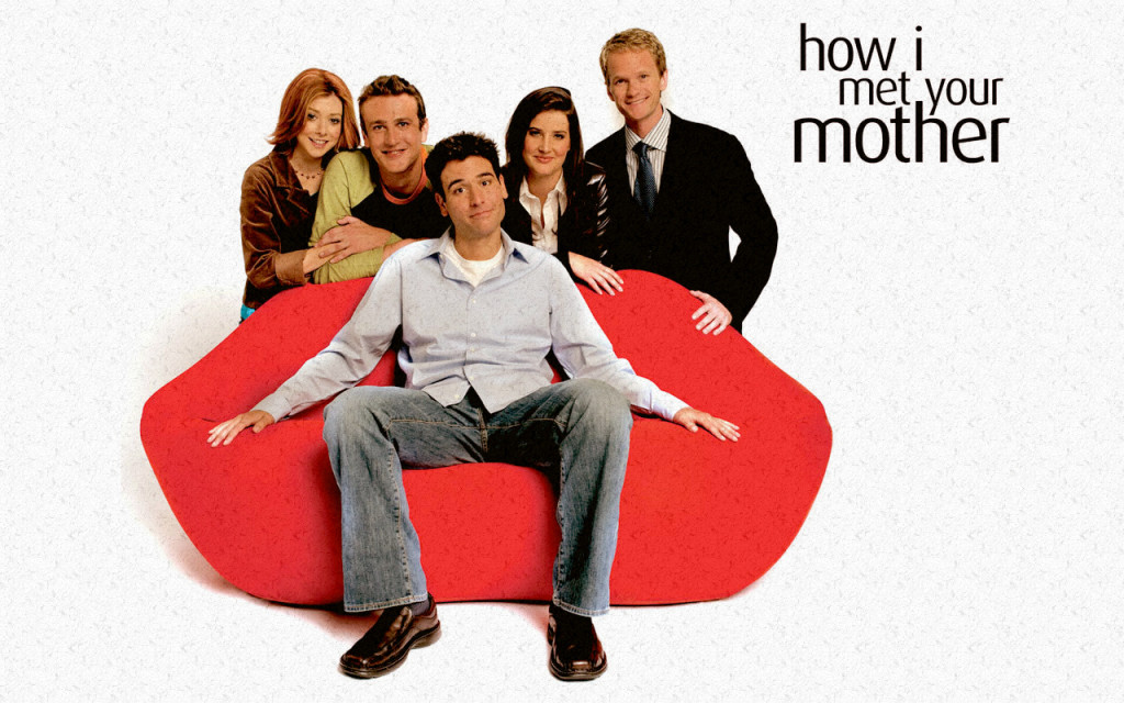How I Met Your Mother Wallpapers Just Good Vibe 1024x640