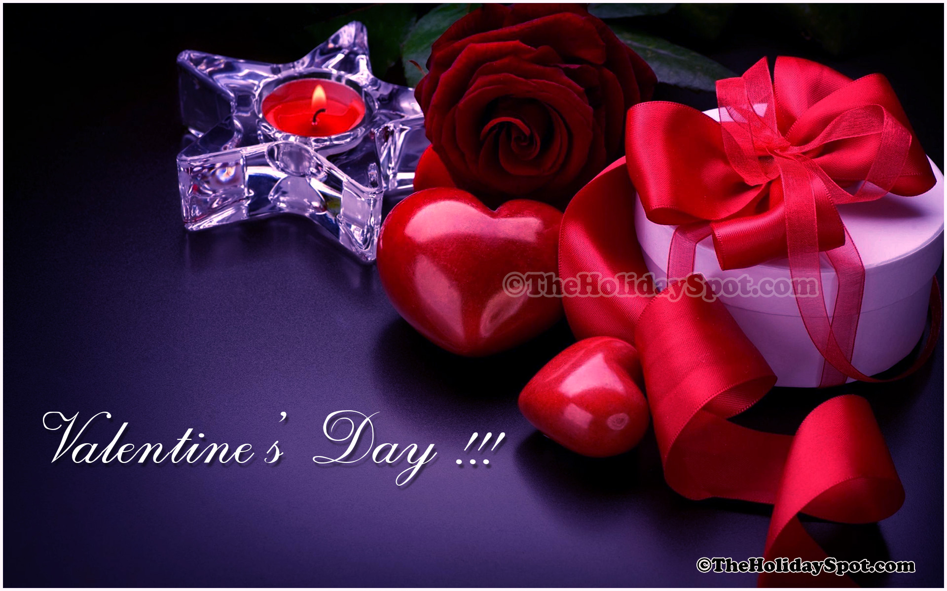 Download valentines day wallpapers of love with gifts 1920x1200