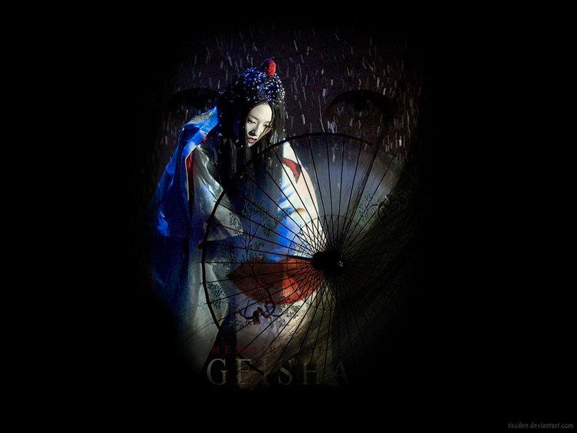 Geisha wallpaper   ForWallpapercom 808x606