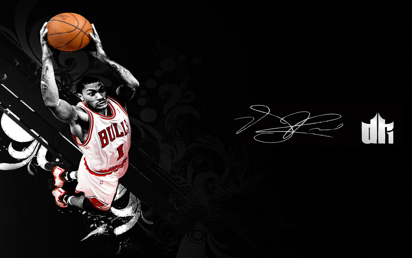 Derrick Rose Wallpaper HD ImageBankbiz 1440x900