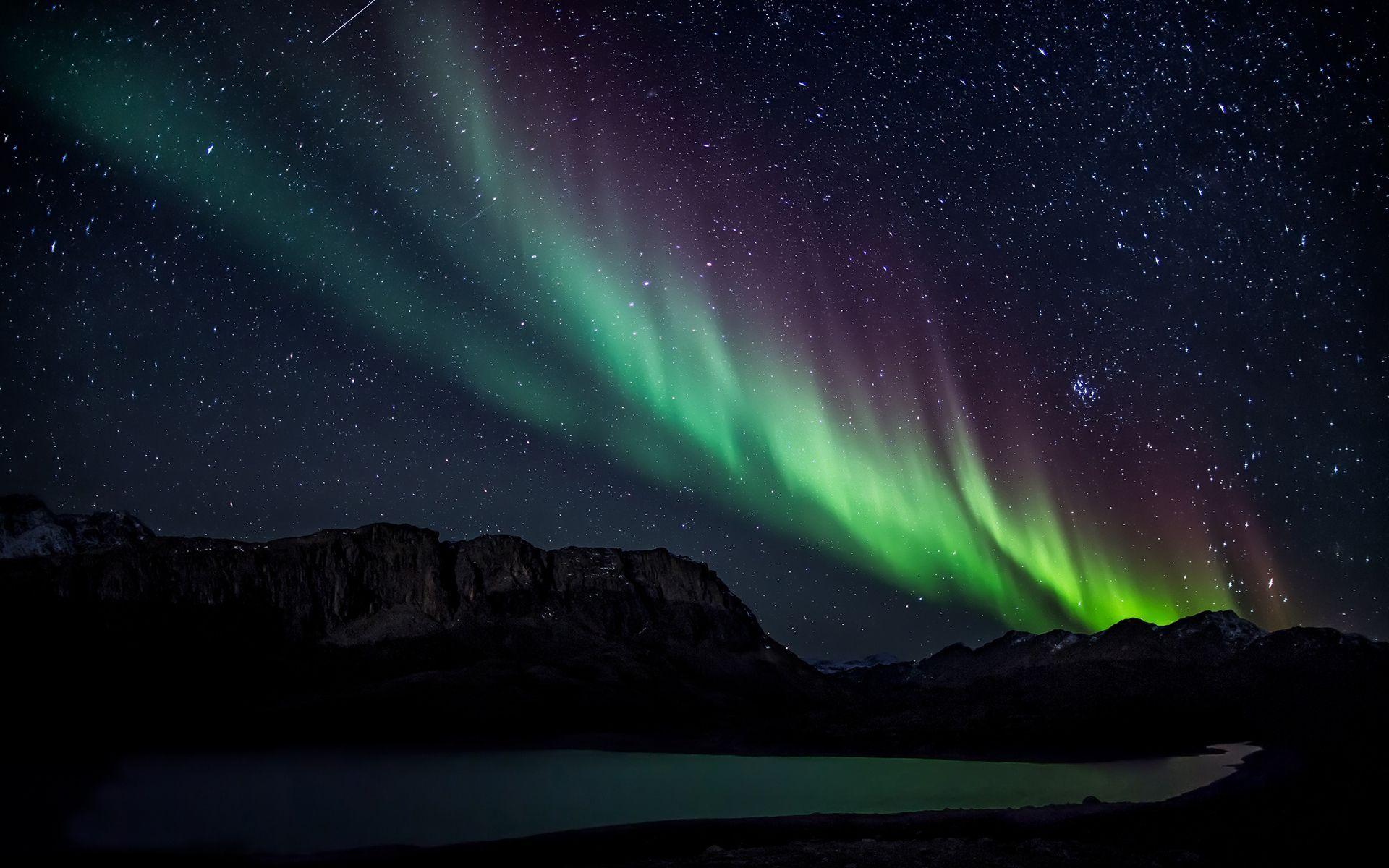 Aurora Borealis Wallpaper #10227