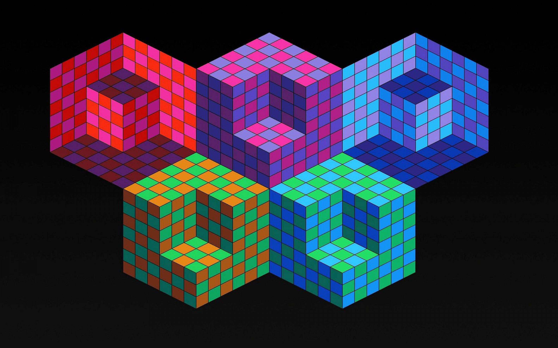 20 HD Geometric Wallpapers 2880x1800
