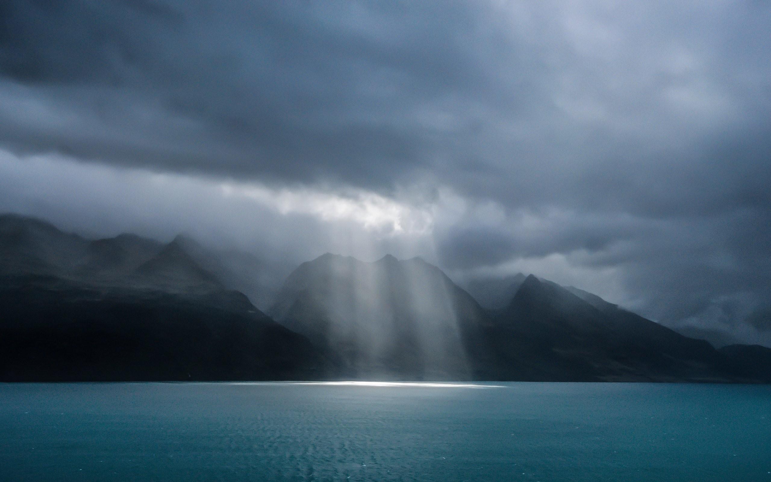 Spotlight Cool Queenstown Display Cloudswakatipu Lake 2560x1600