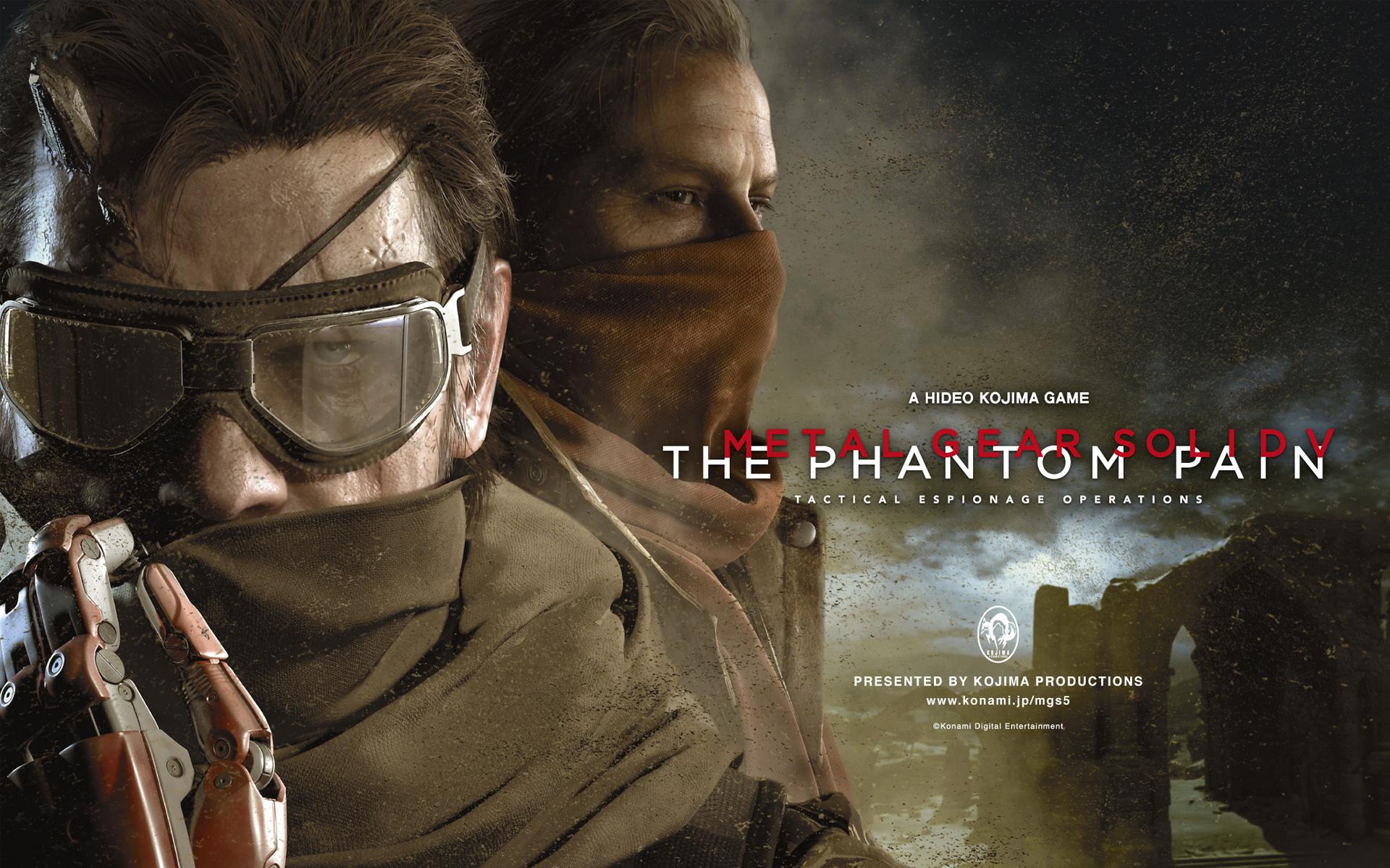 Free Download Metal Gear Solid 5 The Phantom Pain Por Otro
