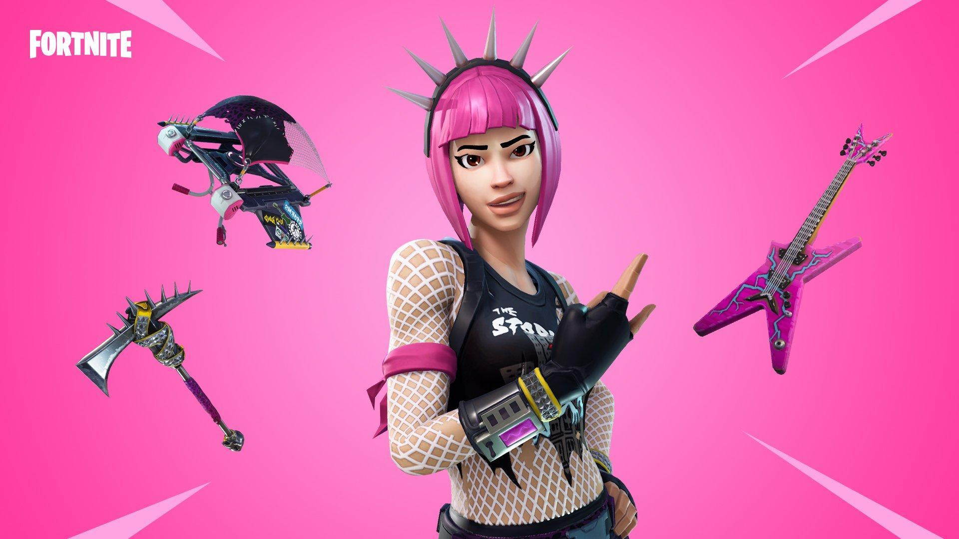 Whats in the Fortnite item shop for today Assault Trooper along 1920x1080