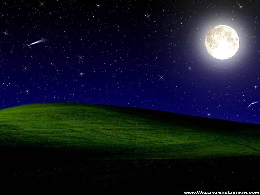 Midnight Bliss Wallpaper 1024x768 Midnight Bliss Xp Wallpaper 1024x768