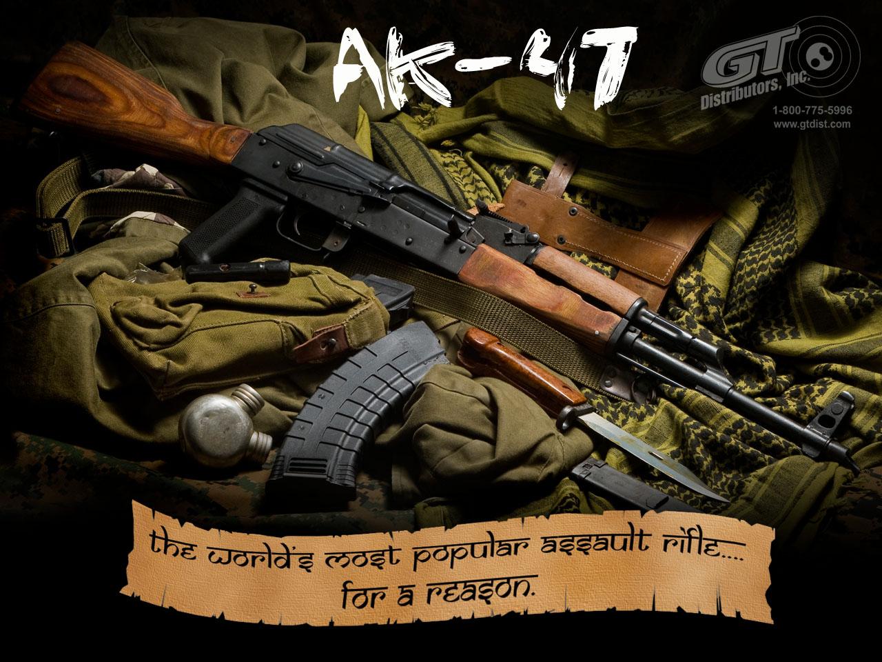 Best guns wallpapers ak 47 ak 47 images 2014 ak 47 wallpapers 1280x960