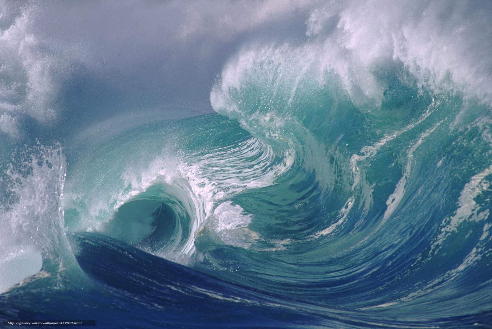 Download wallpaper sea ocean waves foam desktop wallpaper in 1600x1071