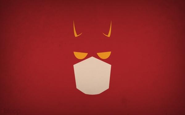 minimalisticsuperheroes minimalistic superheroes daredevil marvel 600x375