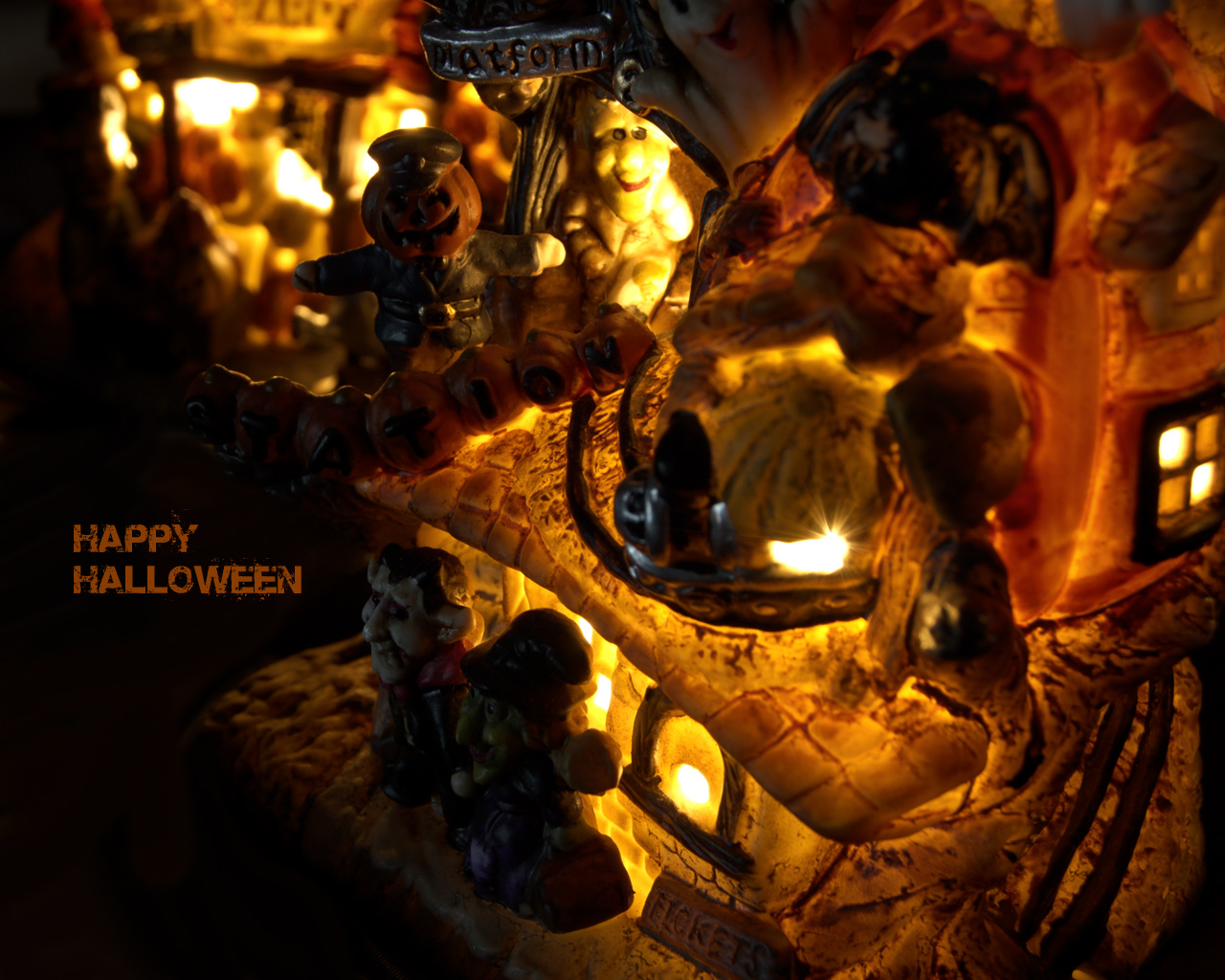 Happy Halloween wallpapers Happy Halloween stock photos 1280x1024