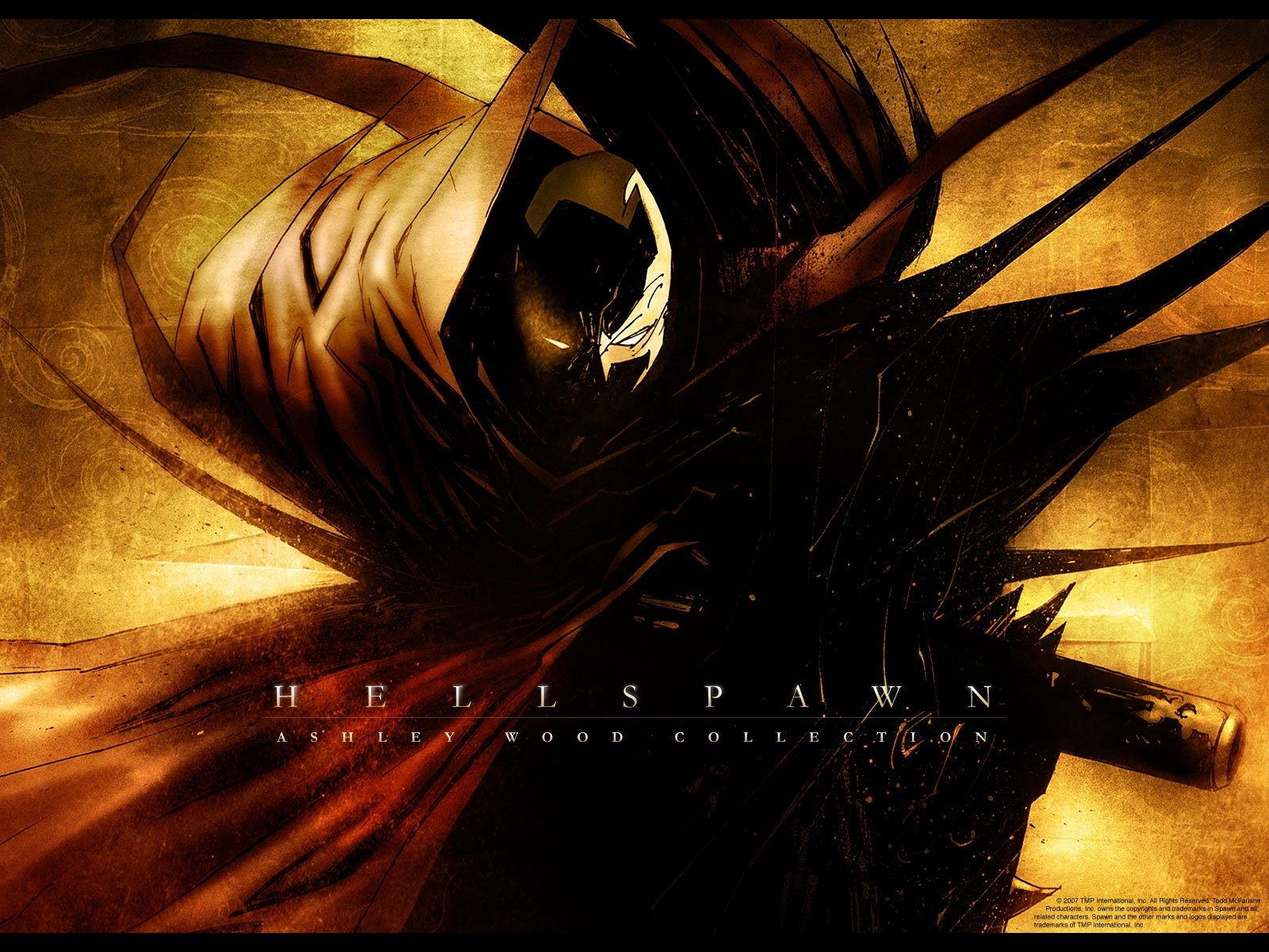 Spawn Comics Wallpaper 1600x1200 Spawn, Comics, Dark, Eyes