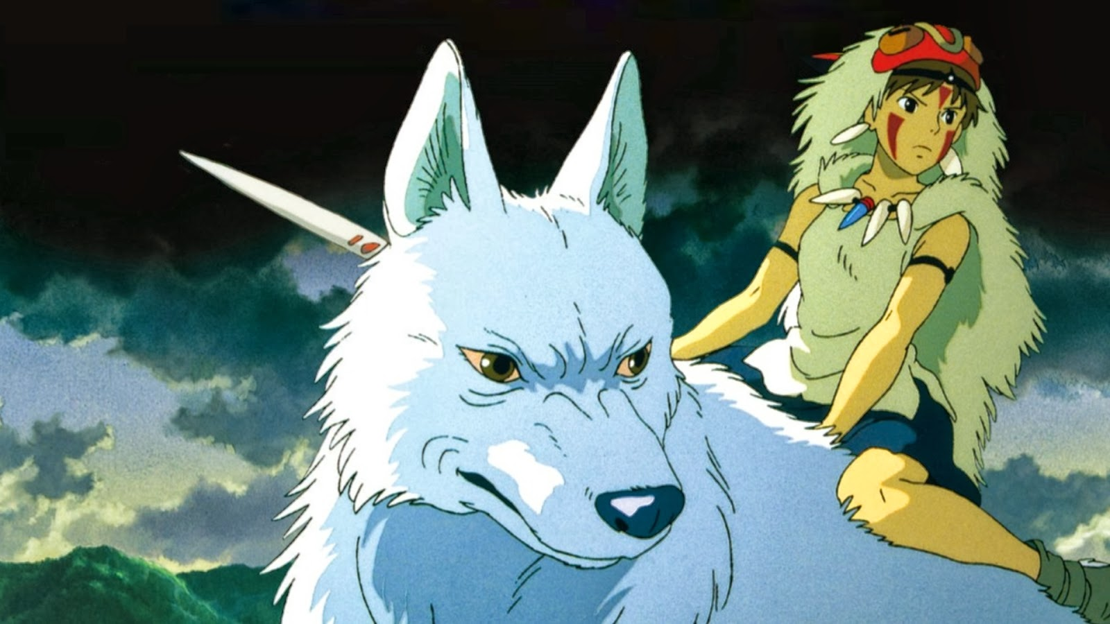 49 Princess Mononoke Wallpaper Hd On Wallpapersafari