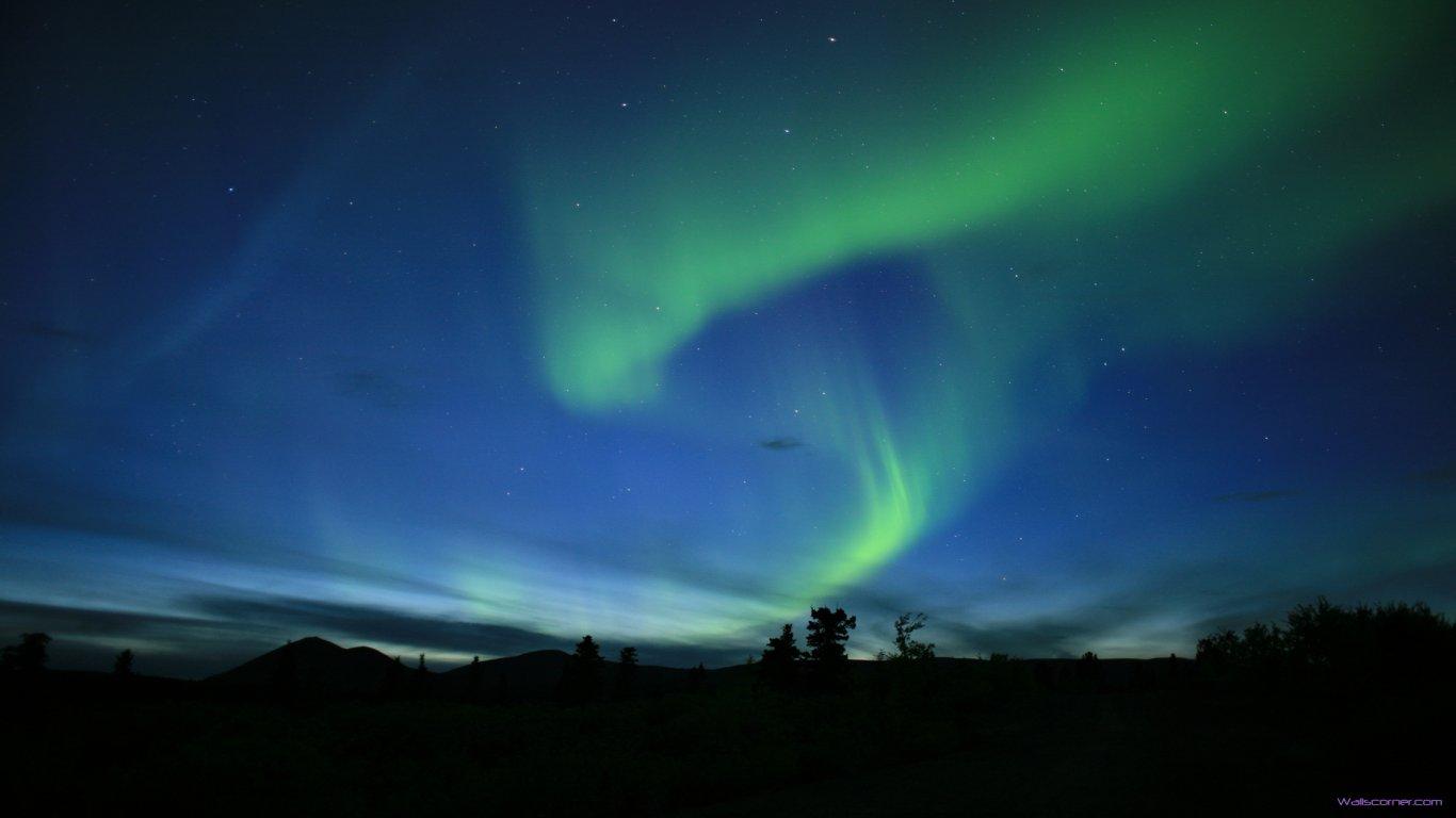 aurora borealis beauty earth aurora borealis hd wallpaper wallpaper ...