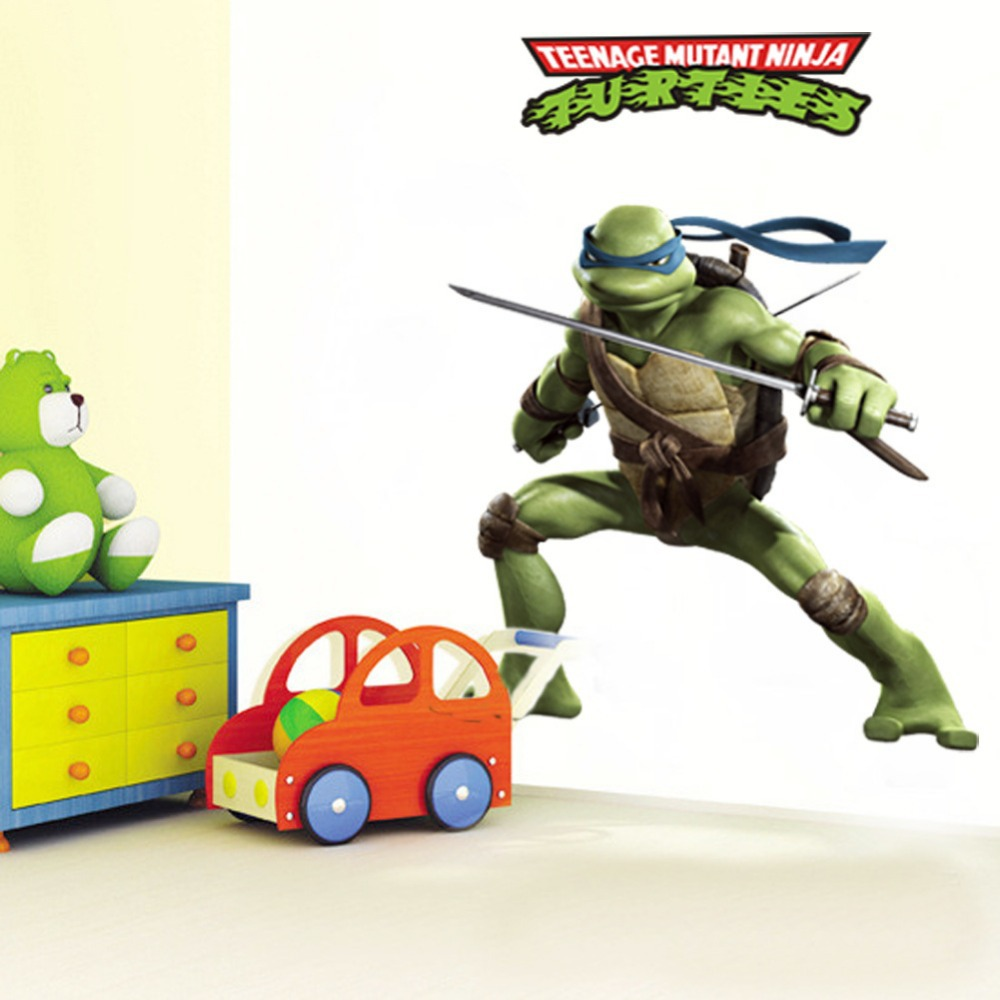 Ninja Turtles Wallpaper: Ninja Turtles Wallpaper For Bedrooms