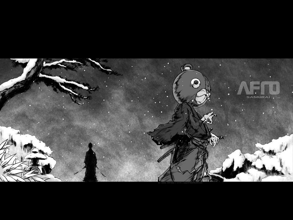 Afro Samurai 1024x768
