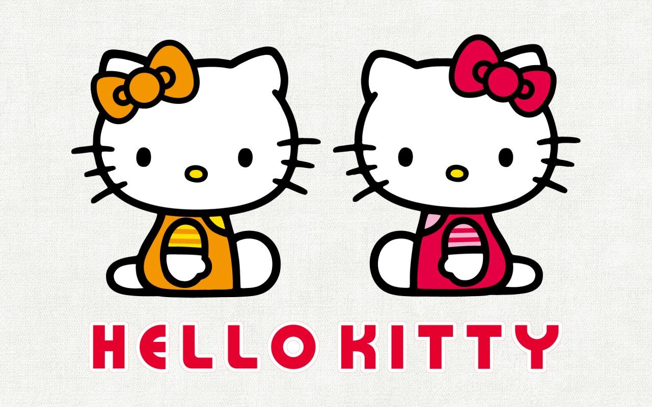 Description Download Hello Kitty Friends Wallpaperdesktop 1280x800