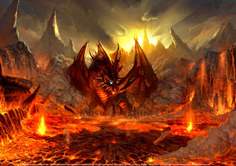 Fire and Ice Dragons images Fire Dragon wallpaper photos 9212429 800x563
