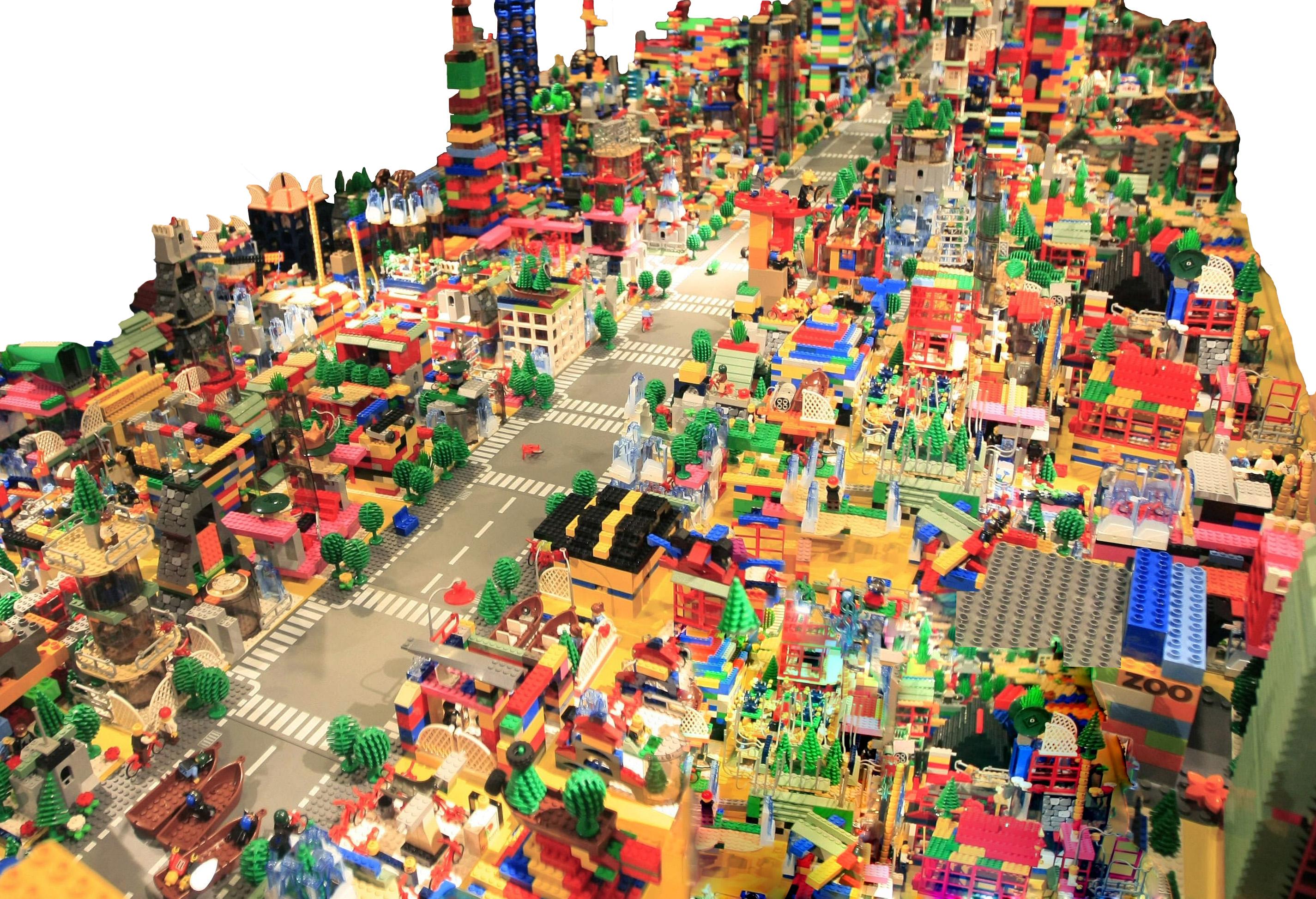 Lego city wallpaper wallpapersafari - Image lego city ...