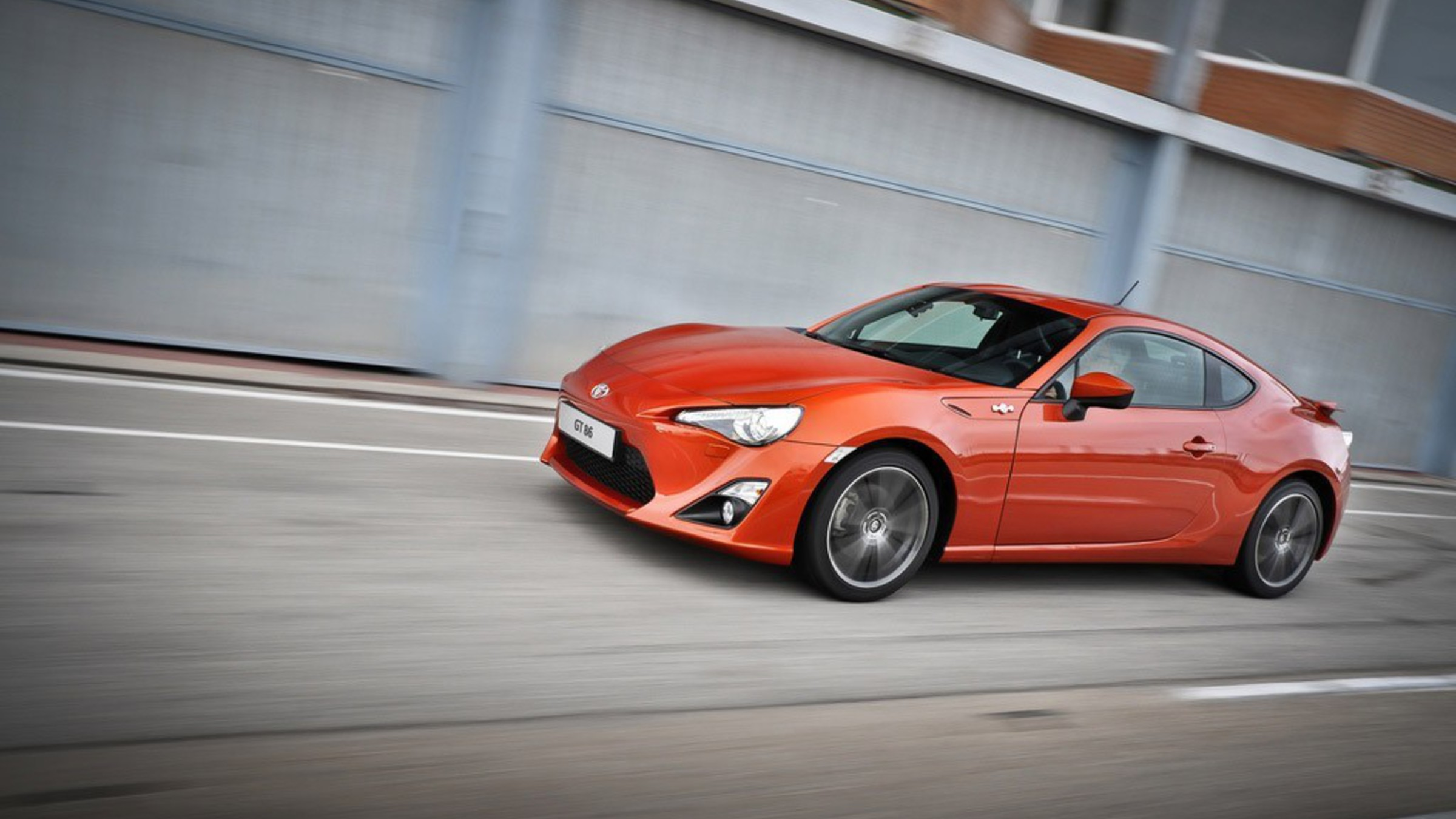 Toyota gt86 wallpaper 377 PC en 2400x1350