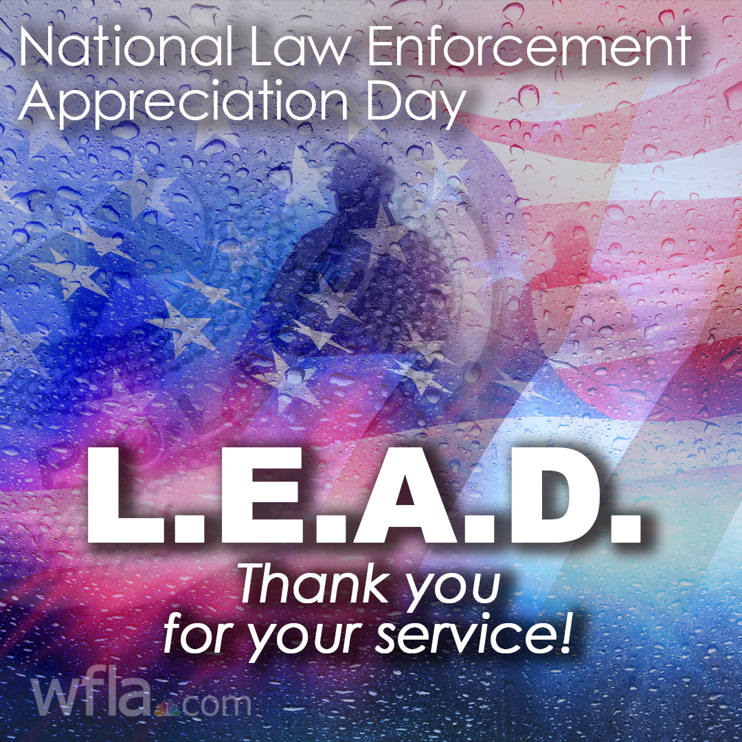 Thank an officer today as Tampa Bay observes National Law 1080x1080
