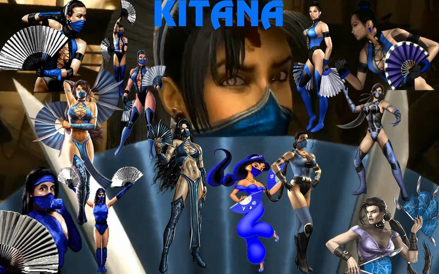 Mortal Kombat X Kitana Wallpaper Wallpapersafari