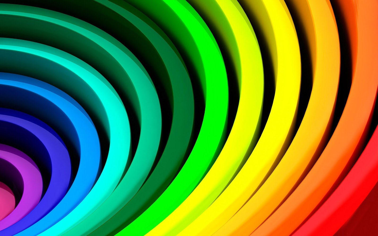 Colorful Wallpaper 3d Free Download: Colorful 3d Wallpapers