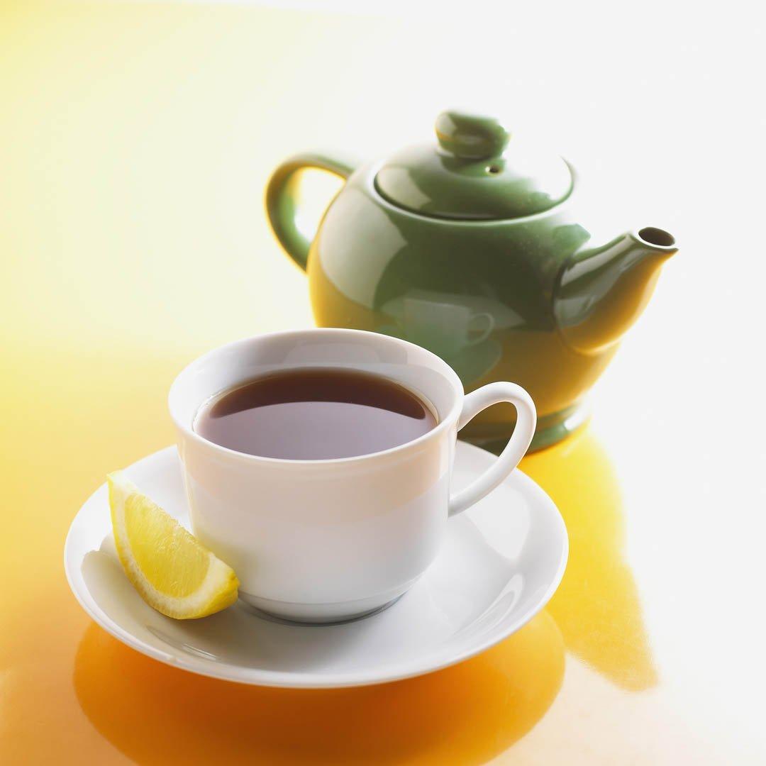 لمونژ سبز سرویس چایخوری 17 پارچه