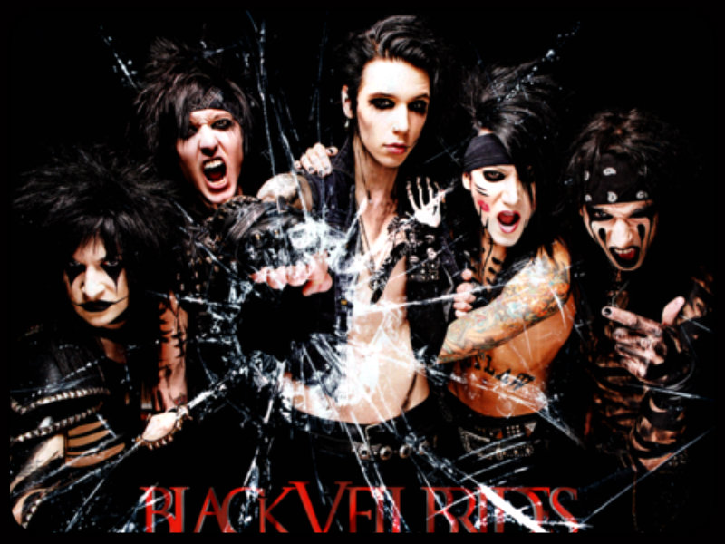 Free Download Bvb Black Veil Brides Wallpaper 30976466
