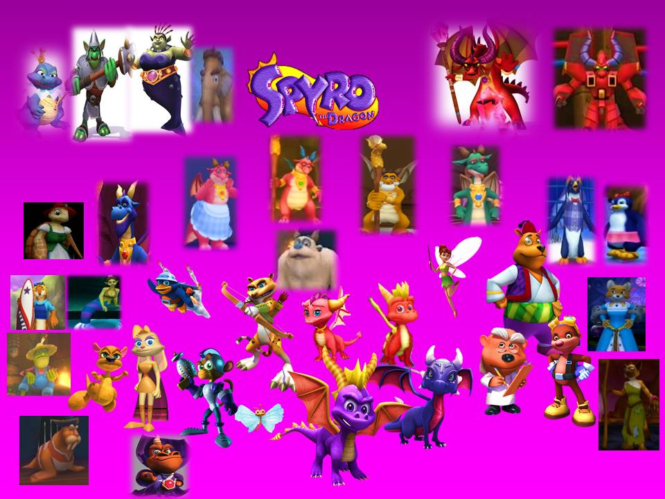 Spyro The Dragon Wallpaper By 9029561 960x720