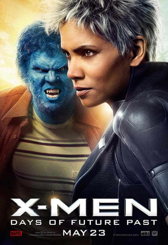 X Men Days of Future Past Movie Wallpapers Character 580x847
