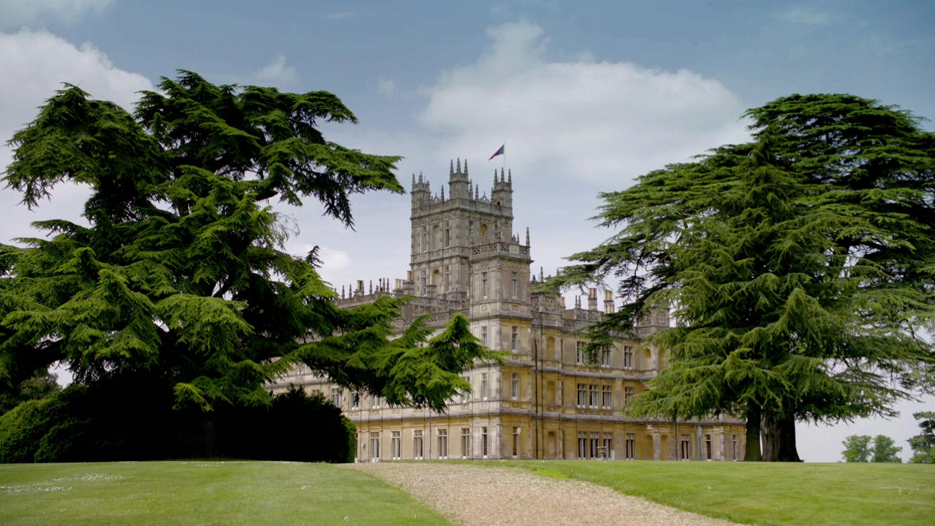 Downton Abbey Estate HD Wallpaper Background Image 1920x1080 1920x1080