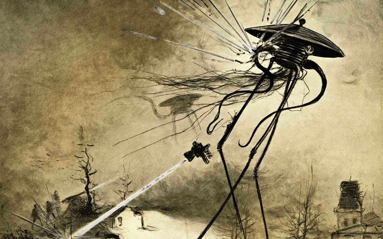 What The War of the Worlds means now 1280x800