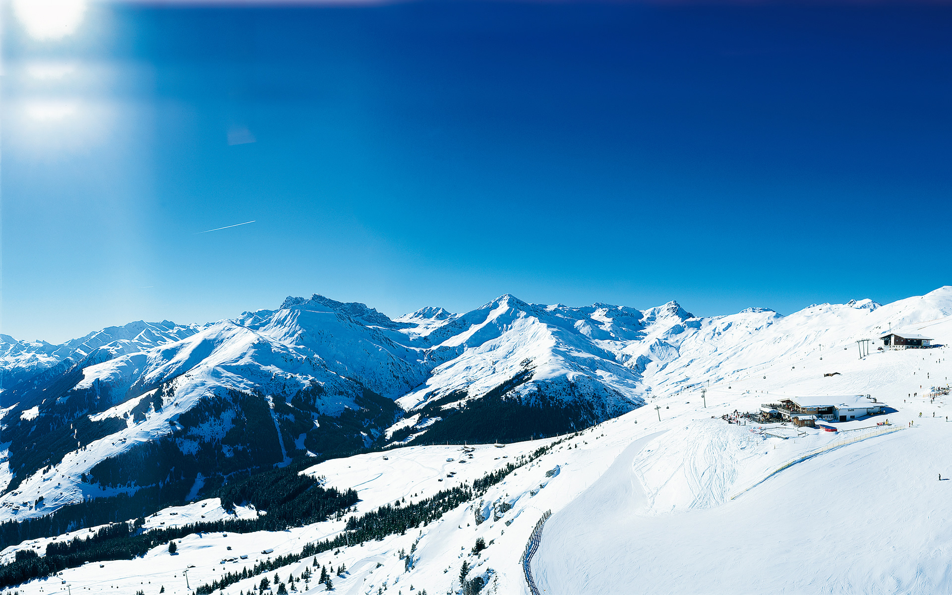 mountain christmas quotes