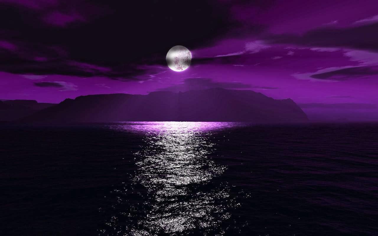 HD Wallpapers Desktop Purple