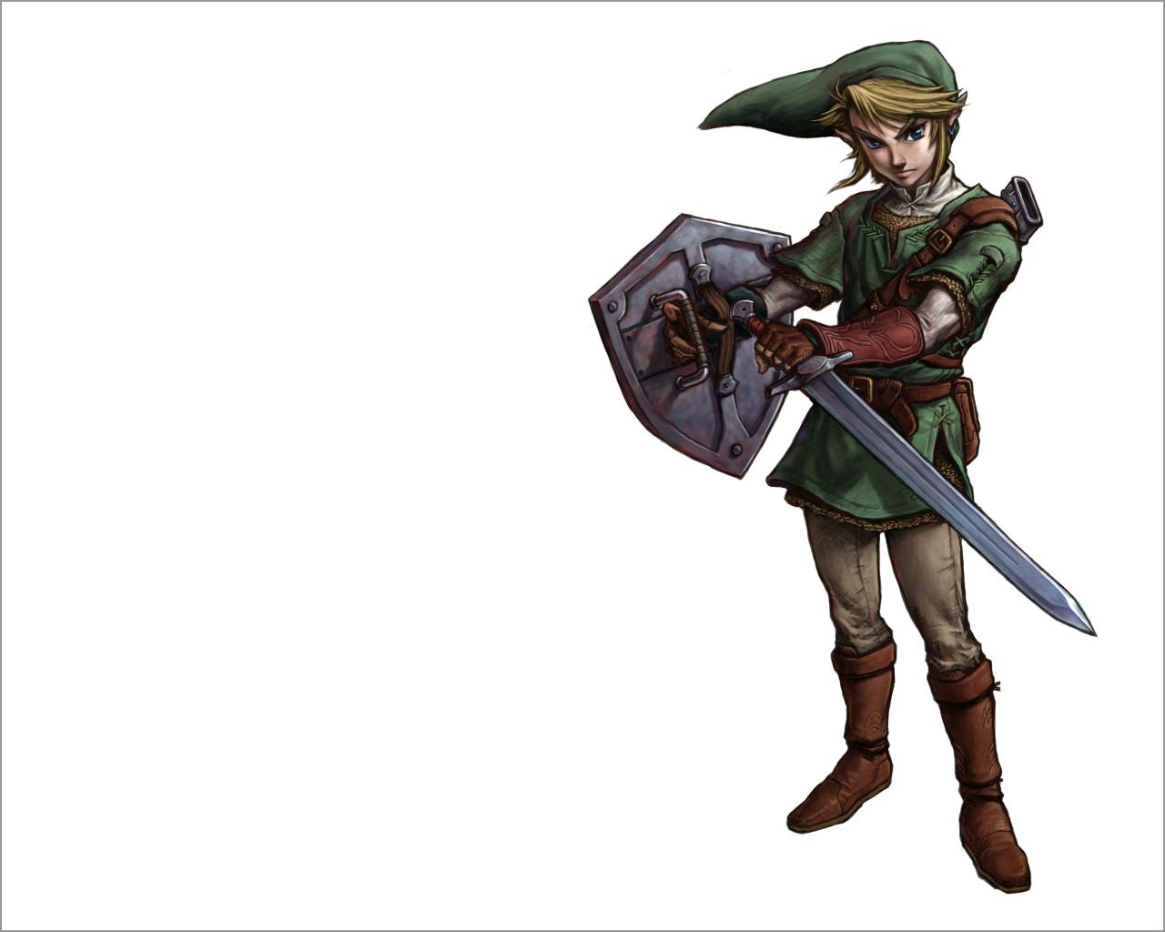 Link Twilight Princess   The Legend of Zelda Wallpaper 317906 1280x1024