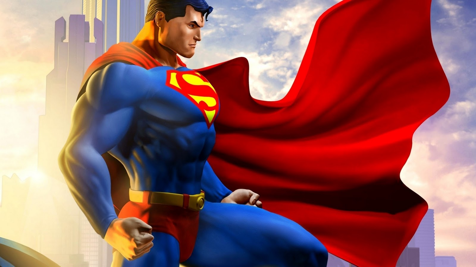 superman wallpaper hdsuperman desktop wallpapersuperman wallpaper 1600x900