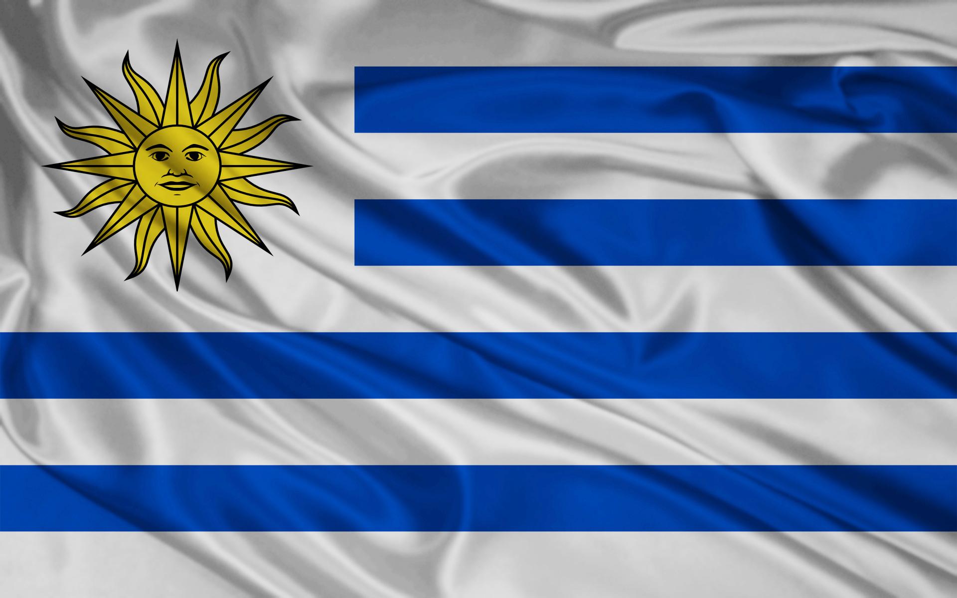 Uruguay Flag wallpapers Uruguay Flag stock photos 1920x1200